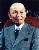 古関裕而氏写真