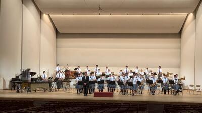 県音楽学習発表会